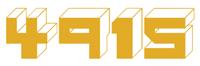 Niogførrfemten Logo